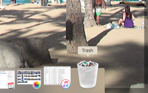deleted Photos Library on my Mac - Trash
