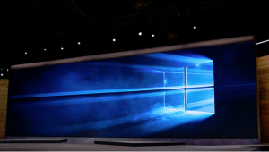 Review of Microsoft October 2015 Press Conference