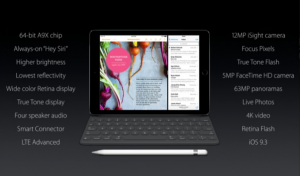 Review of Apple Press Event - iPad Pro