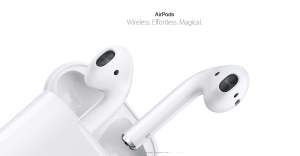 Apple 2016 Press Event - AirPods